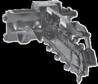 Траншеекопатели  серии XR
