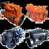 Двигатели и запчасти