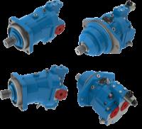 Моторы гидравлические (гидромоторы)