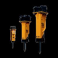 Гидромолоты и запасные части, ремонт гидромолота