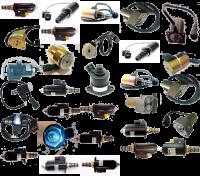 Клапаны электромагнитные для экскаваторов