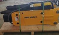Гидромолоты HSM.HM
