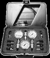 24 Набор манометров, серия PD