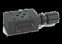 Клапан дроссельный модульный