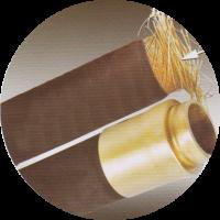 Резиновый шланг с 4х-слойным стальным полотном