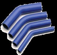 Патрубок силиконовый переходной угол 45*