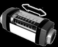 13 Измеритель потока (расходомер) двухпотоковый