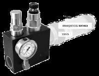 17 Встроенный нагрузочный и предохранительный клапан