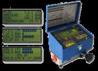 21 Цифровой реверсивный гидравлический мультиметр серии DHM 3