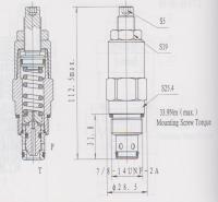 CYF10-00-00 Тарельчатый тип