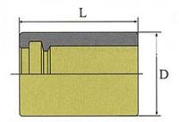 Втулка для тефлонового шланга