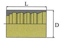 Втулка для шланга 4SP, 4SH/12-16, R12/06-16
