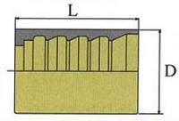 Втулка для шланга DIN20023 4SH R12/32