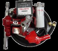 Насос для перекачки топлива серии FR4200