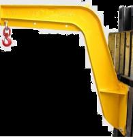 Кран-балка для погрузчика типа GNJ