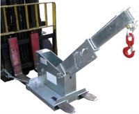 Наклонная кран-балка типа TJS2.5 - 2,5 тонны