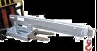 Фиксируемая кран-балка типа FJL5 - 5 тонн длинная