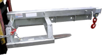 Фиксируемая кран-балка типа SFJL7.5 - 7.5 тонн длинная