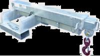 Фиксируемая кран-балка типаSFJL10 - 10 тонн длинная