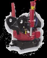 Быстроразъемный гидравлический ротатор
