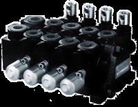 Гидрораспределитель мультисекционный DL-F15